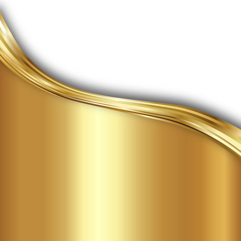 Golden line png. Gold background texture wavy