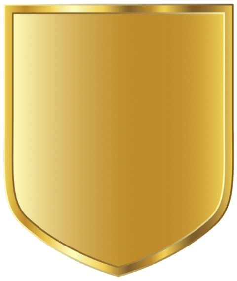 Gold badge png. Template free images toppng