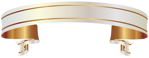 Gold banner ribbon png. Pin by on clip