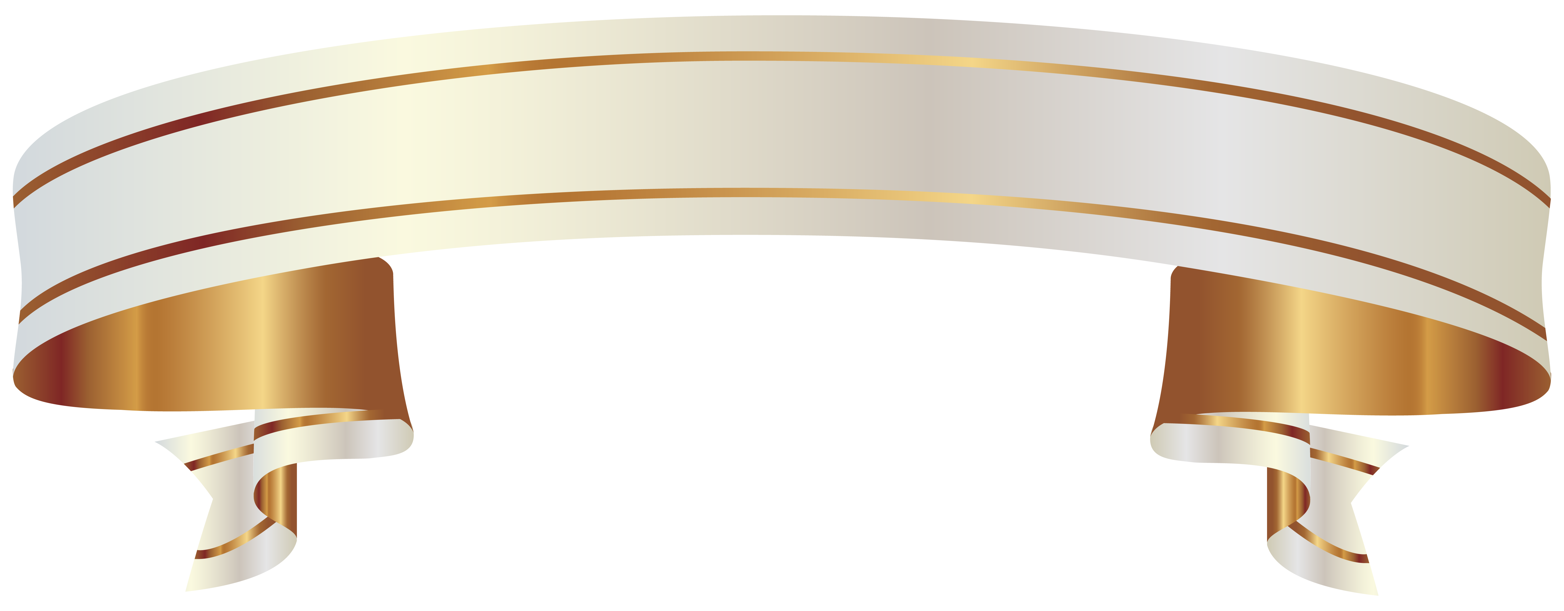 Gold banner ribbon png. Pin by on pinterest