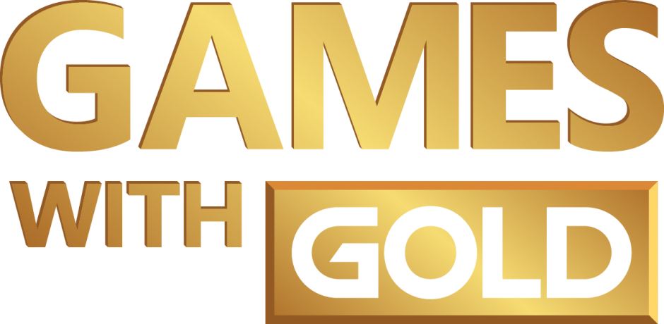 Logos transparent gold. August games with xbox