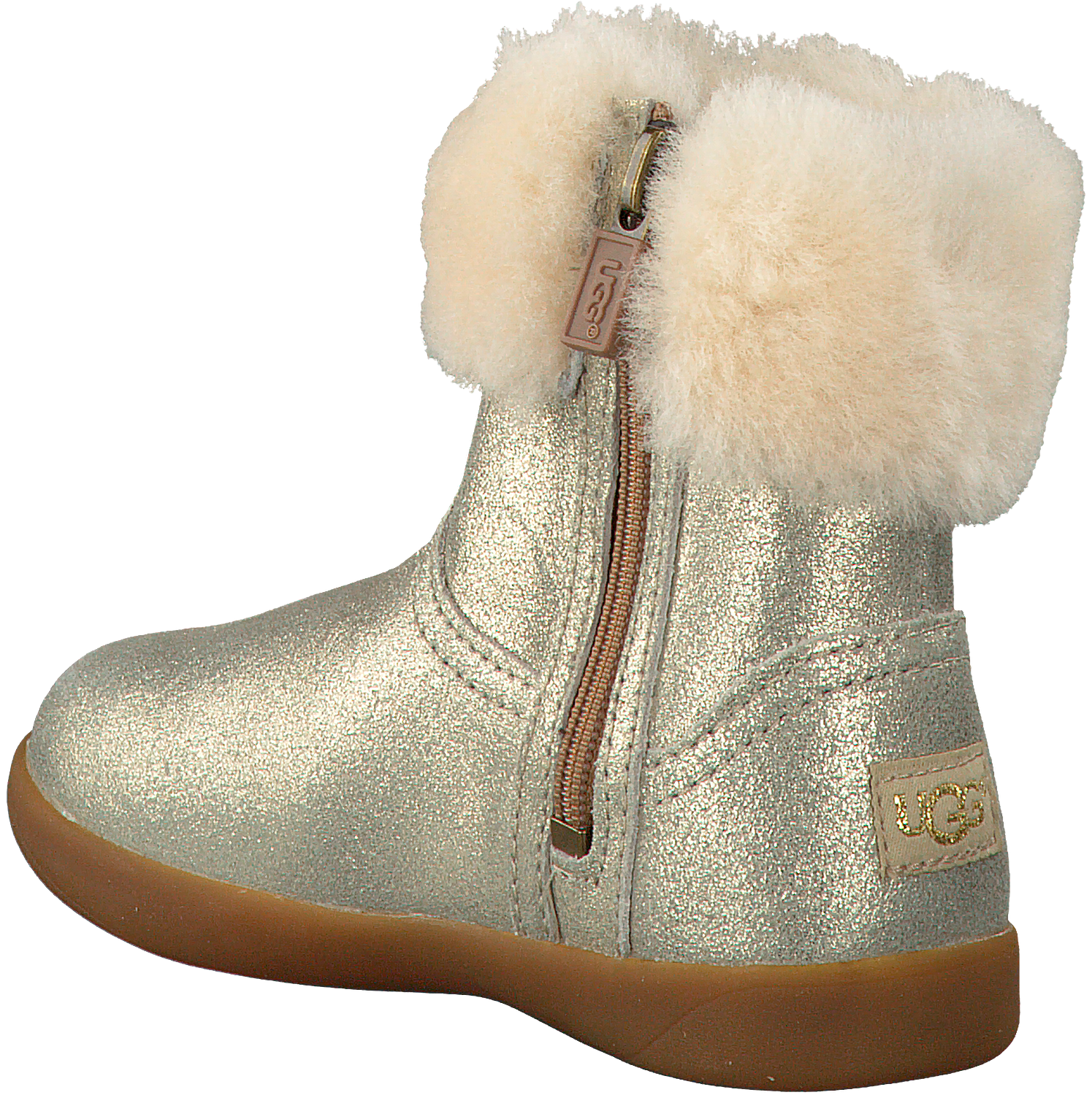 Gold boots png. Ugg high jorie ii