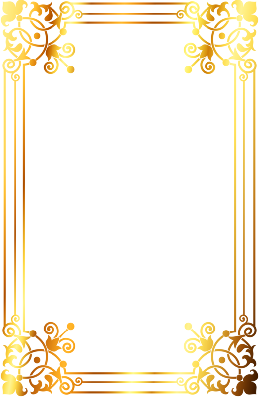 Gold border design png. Pinterest stationary and