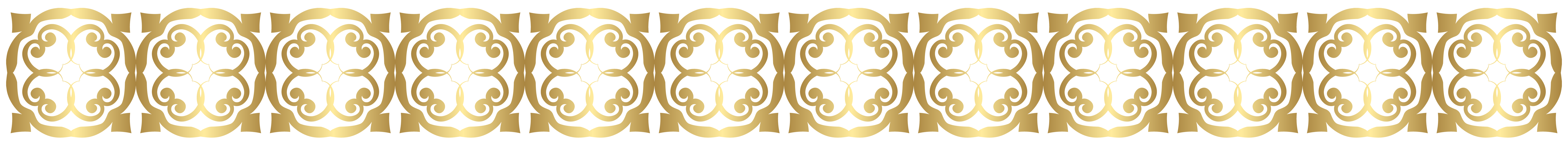 Gold border design png. Golden clip art gallery