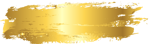 Gold paint stroke png. Download brushstroke strokes goldenstroke