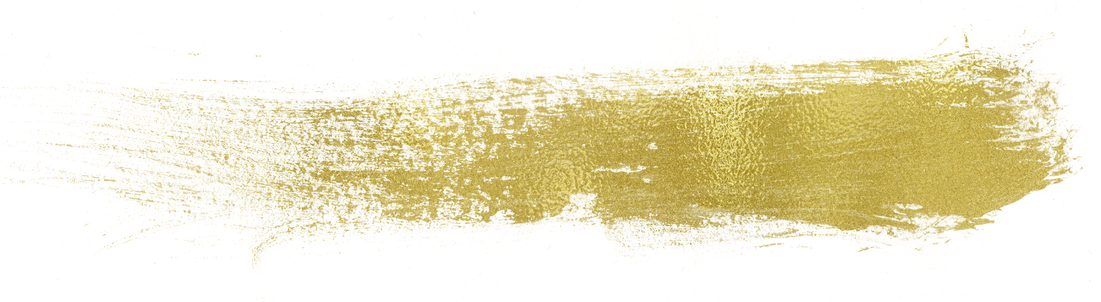 Gold brush stroke png. Reality