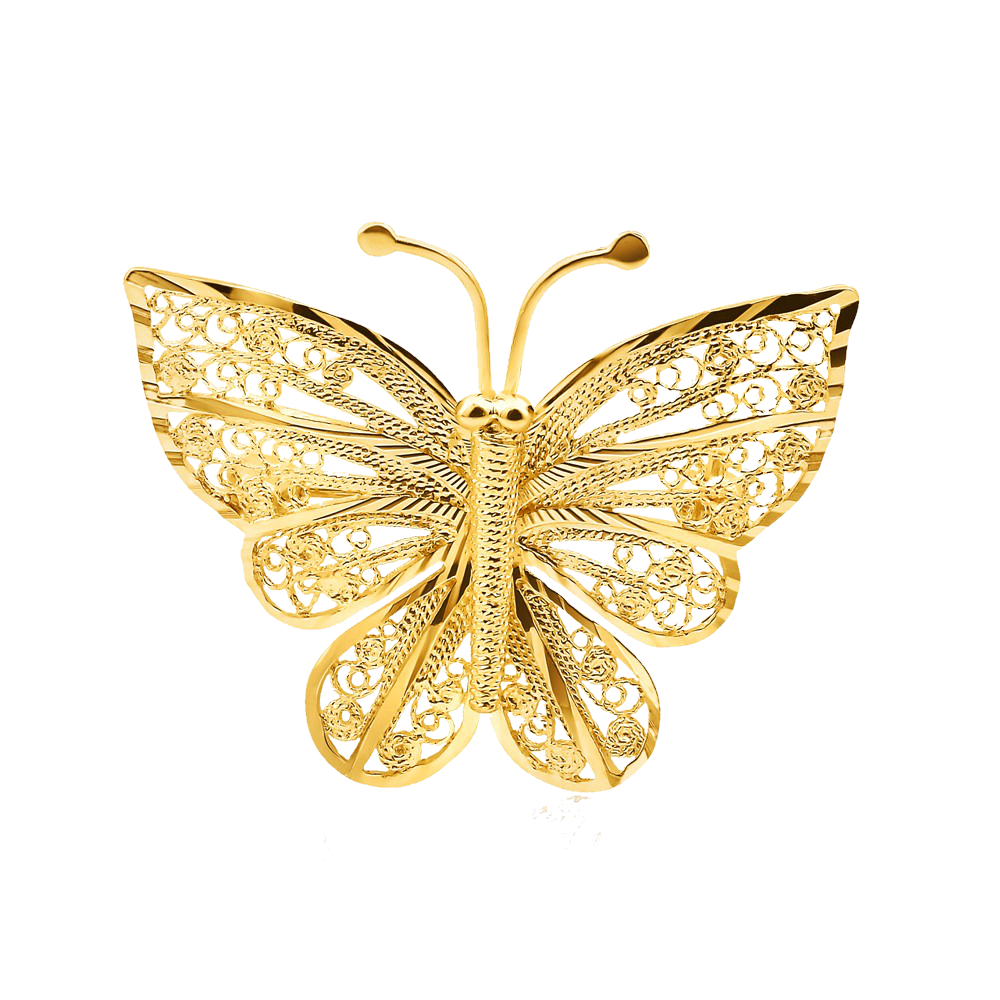 Gold butterflies png. Golden flare download image