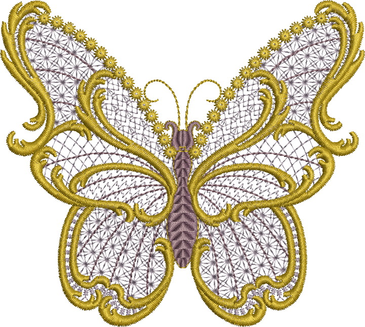 Gold butterfly png. Sue box creations download