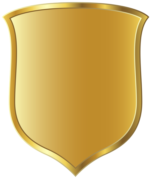 Gold button png. Golden badge template picture