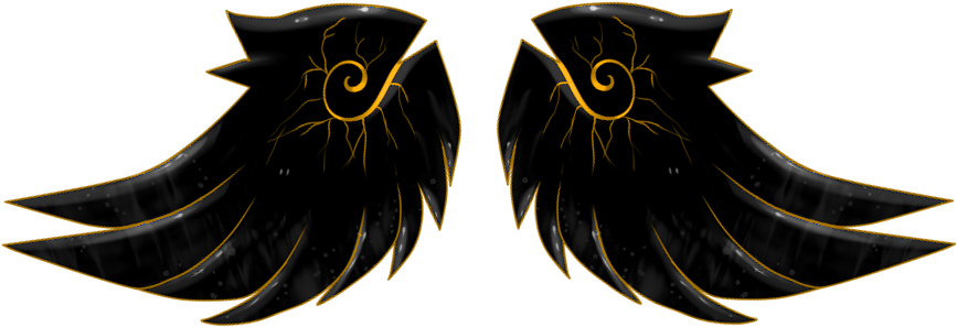 Cape transparent gold. Download yellow wings aottg