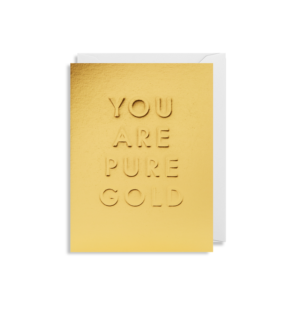 Gold card png. You are pure thread