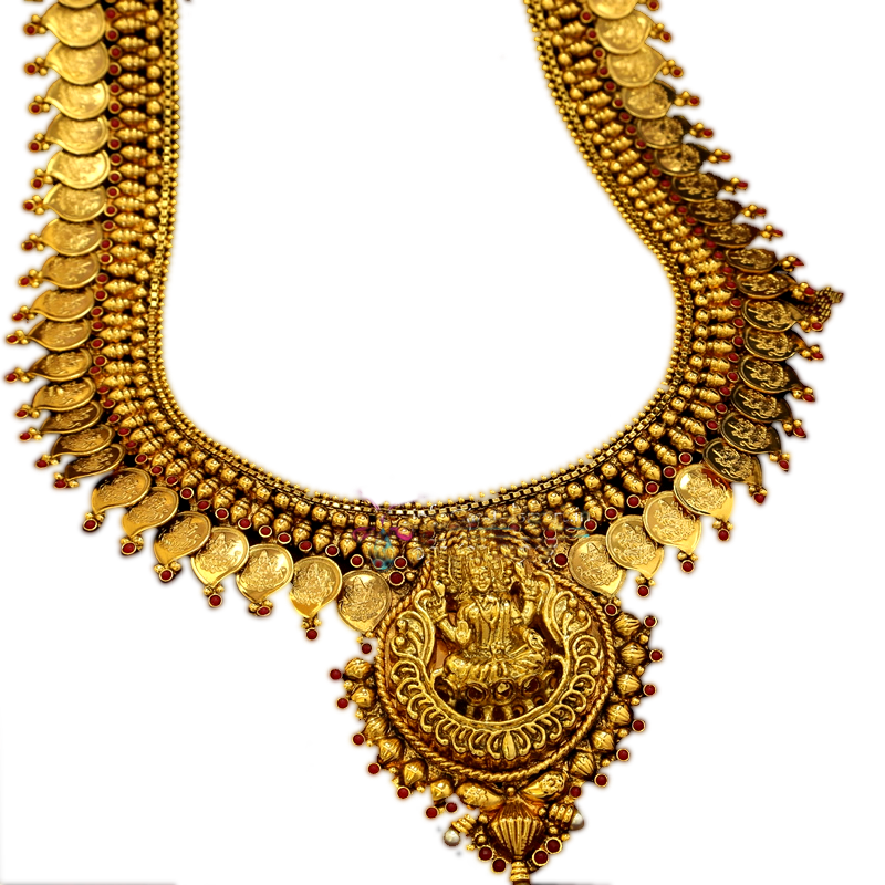 Gold chain transparent png. Wedding jewellery image