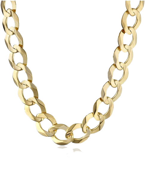 Gold chain transparent png. Necklace pictures free icons
