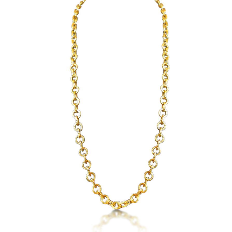 Gold chain vector png. Pic peoplepng com