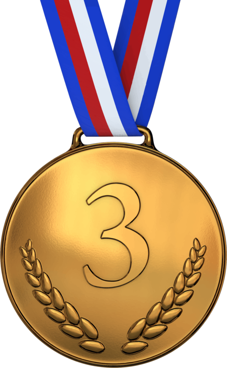 Medal bronze olympic free. Gold clipart gold silver image transparent