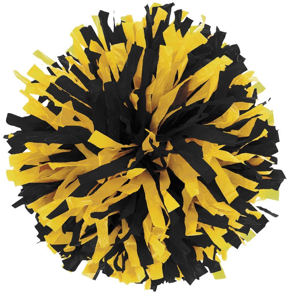 Gold clipart pom poms. Inspiring blue and amazon