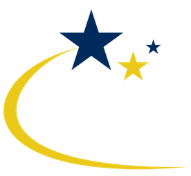 Gold clipart shooting star. Crown credit raising scores