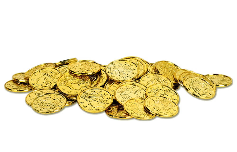 Gold coins photo arts. Vector coin png clip art freeuse library