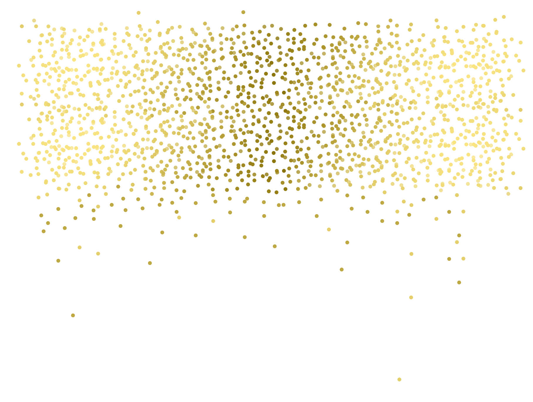 Gold confetti falling transparent png. Design printabell create home