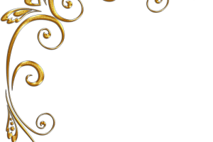 Gold corner borders png. Border image related wallpapers