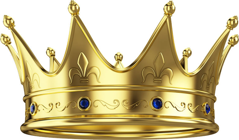 Gold crown vector png. Golden picture peoplepng com