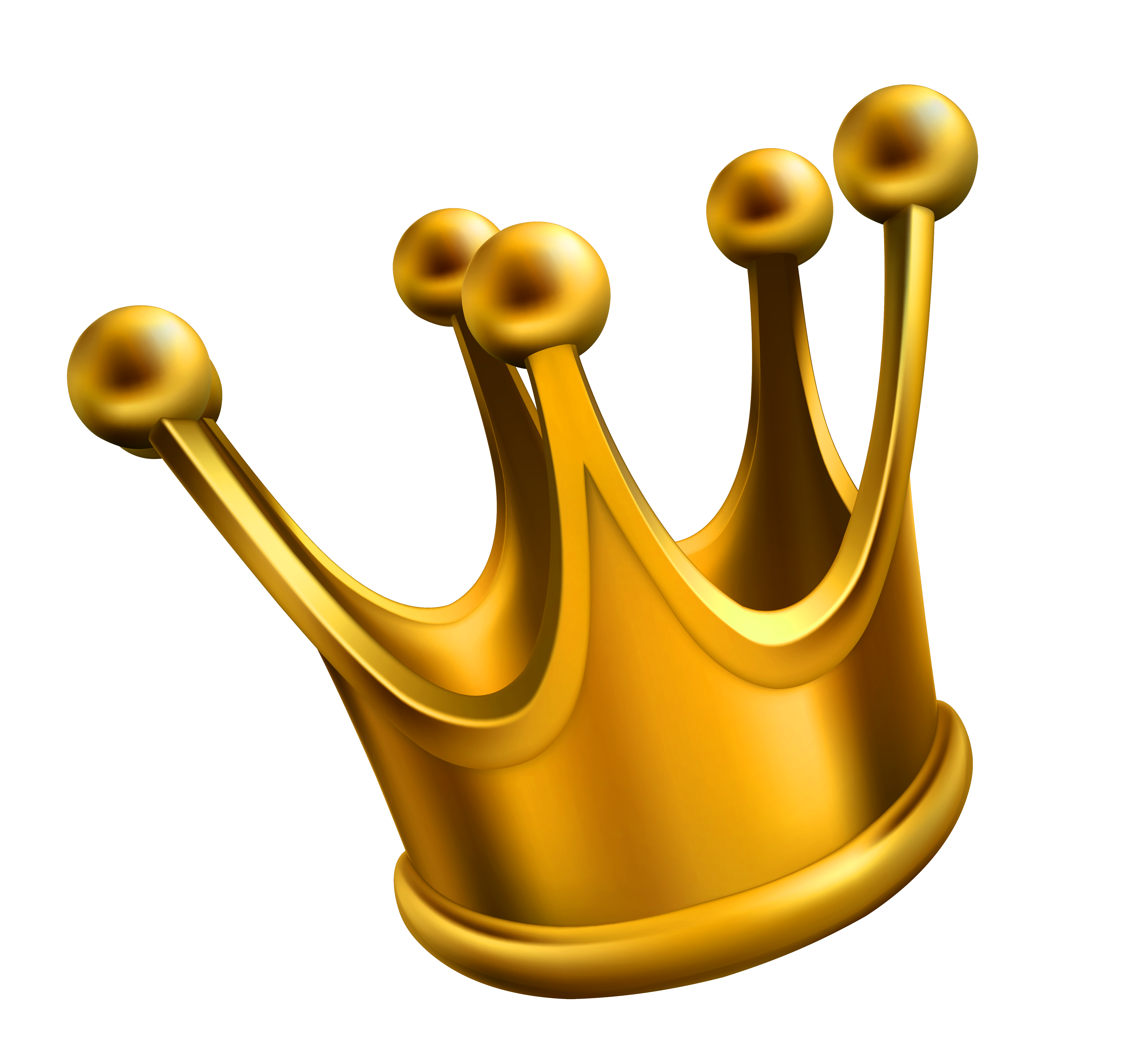 Gold crown vector png. Transparent pictures free icons