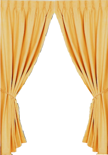 Gold curtain png. Transparent images all free