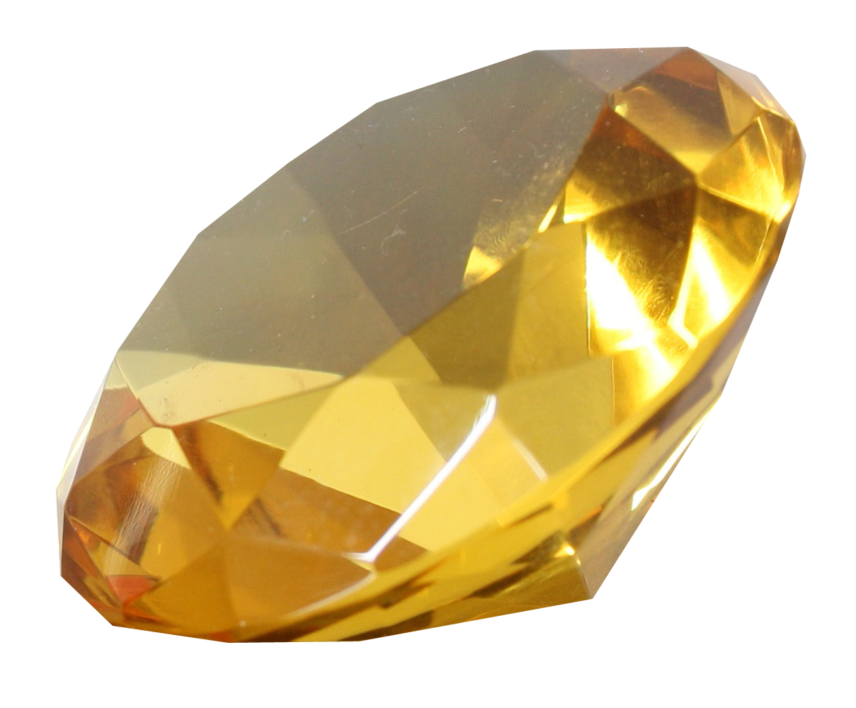 Gold diamond png. Golden image purepng free