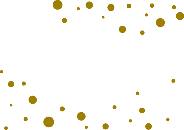 Gold dots png. Dot images in collection