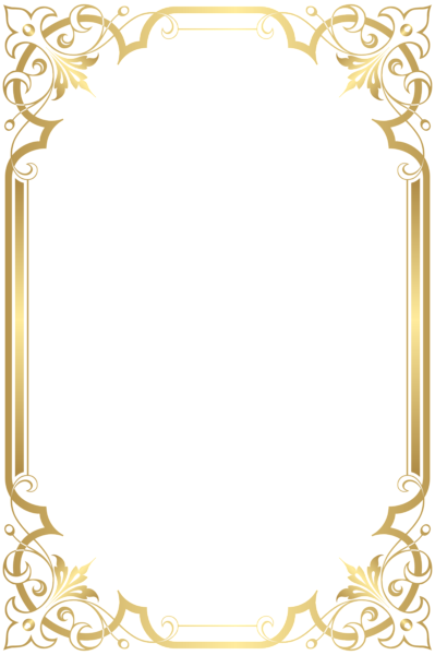 Borders and frames png. Border frame transparent clip