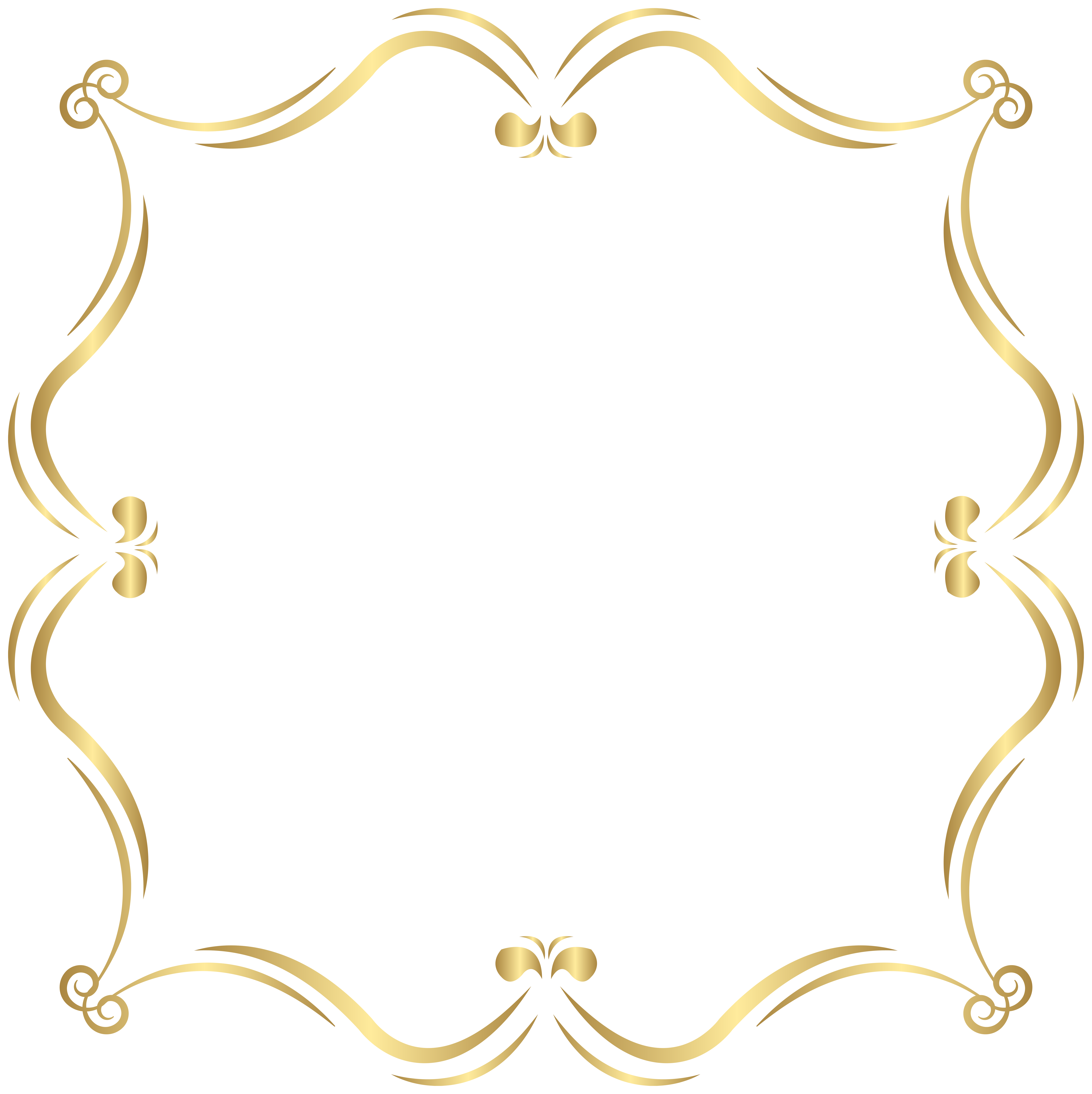 Gold frame clipart labels png border. Wonderful inspiration clip art