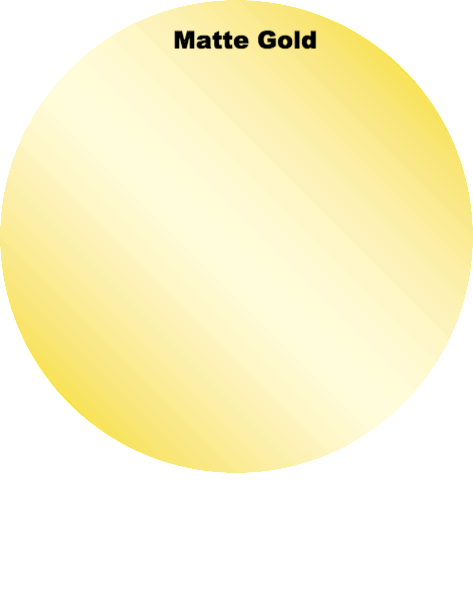 Gold foil circle png. Seals for embossers paper