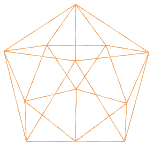Gold shape png. Rose geometric freetoedit overlay
