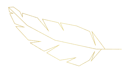 Gold geometric shapes png. Church motion graphics