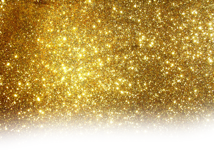 gold glitter background png