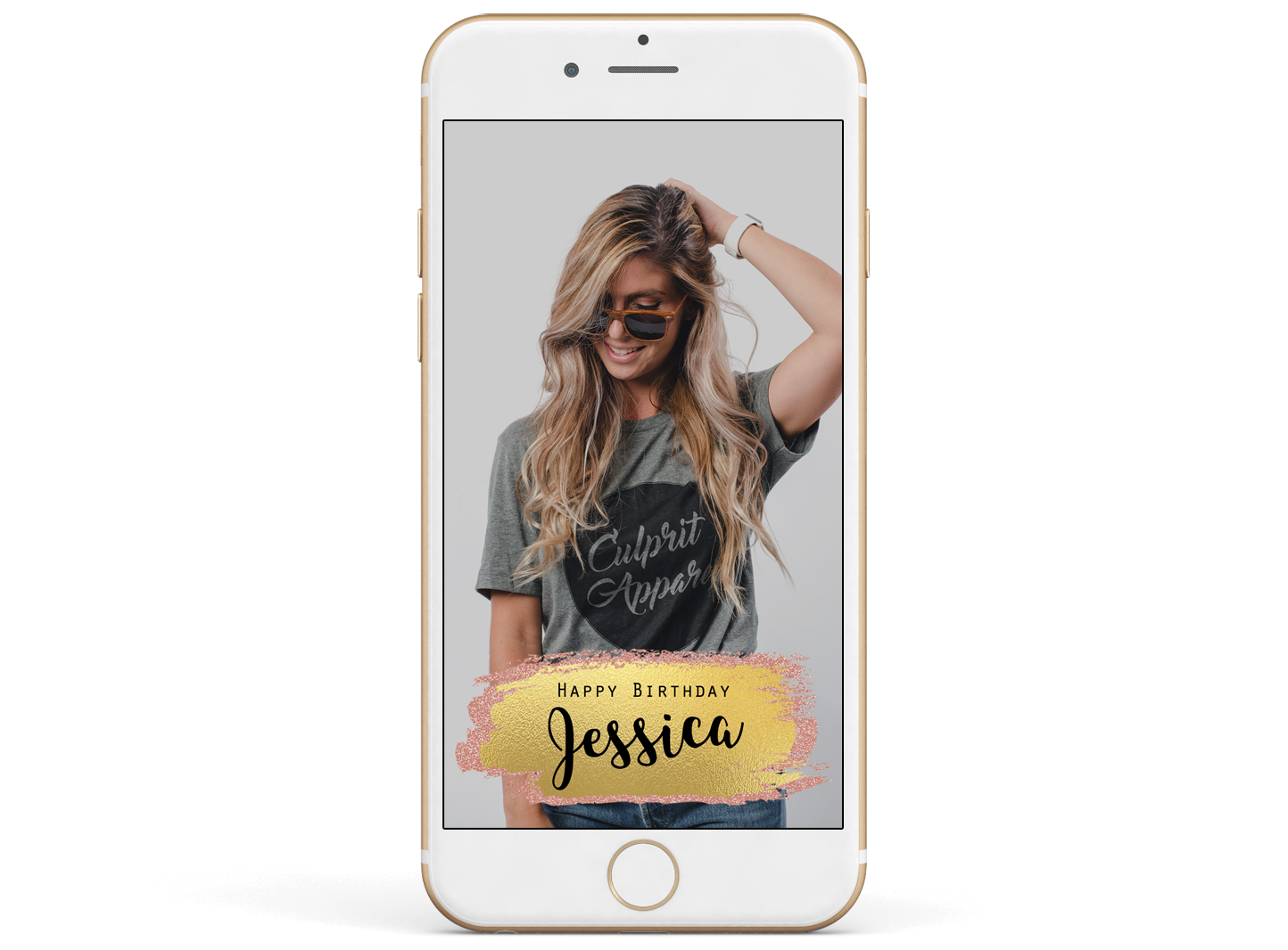 Gold glitter banner png. Rose snapify