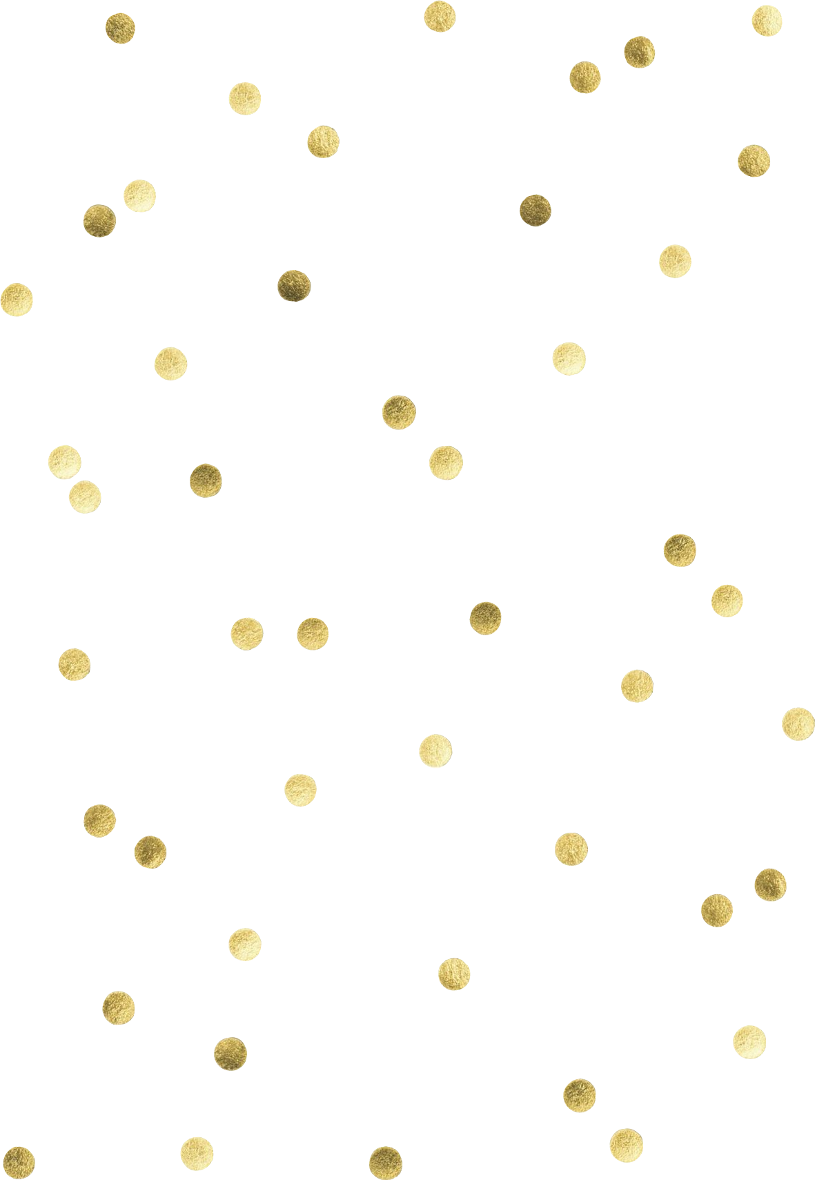 Dot transparent gold glitter. Polka background pictures and