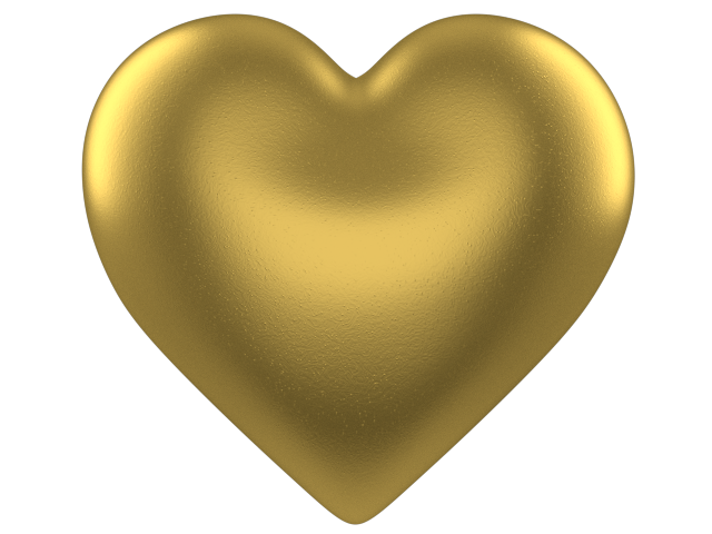 Gold glitter heart png. Clipart diy greeting cards