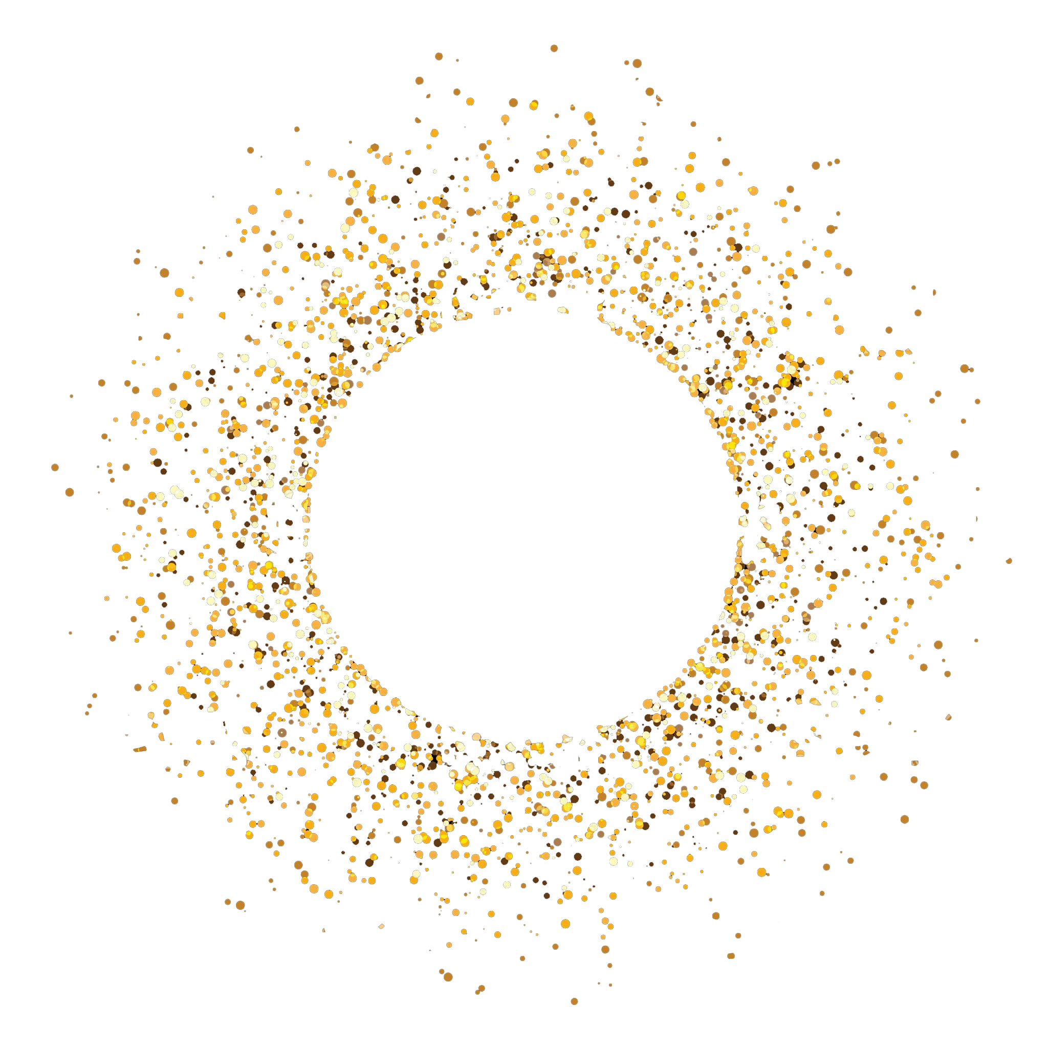 Gold glitter png. Pic all