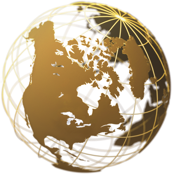 Gold globe png. Fortune minerals stockholm canada