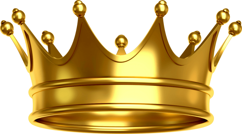Gold king crown png. Free images toppng transparent