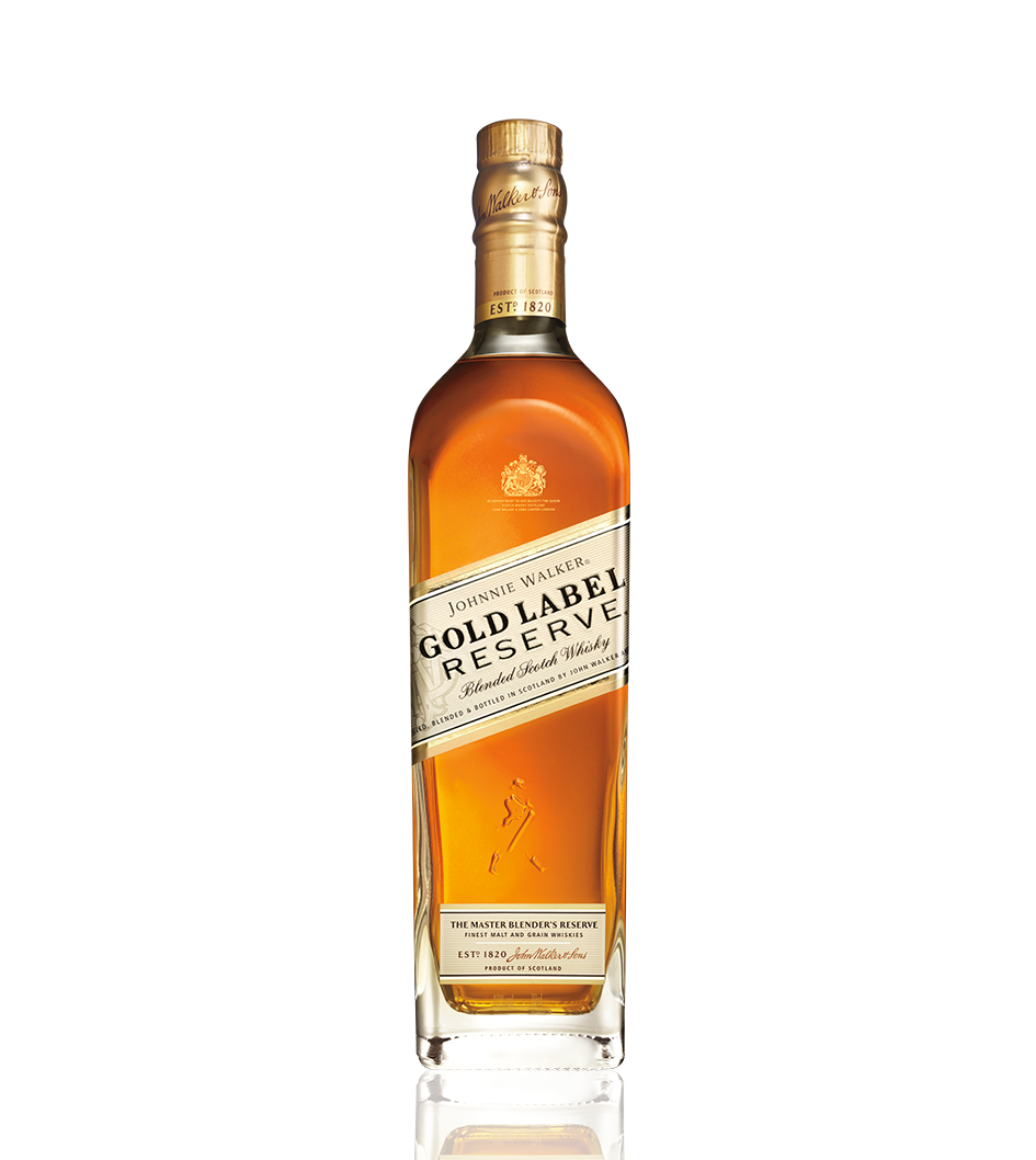 Gold label png. Buy johnnie walker reserve