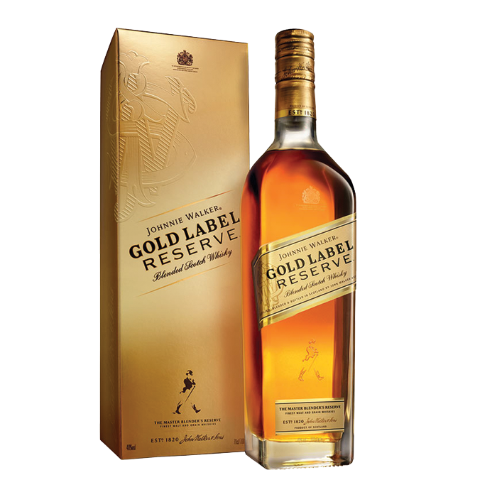 Gold label png. Spectrum liquor johnnie walker