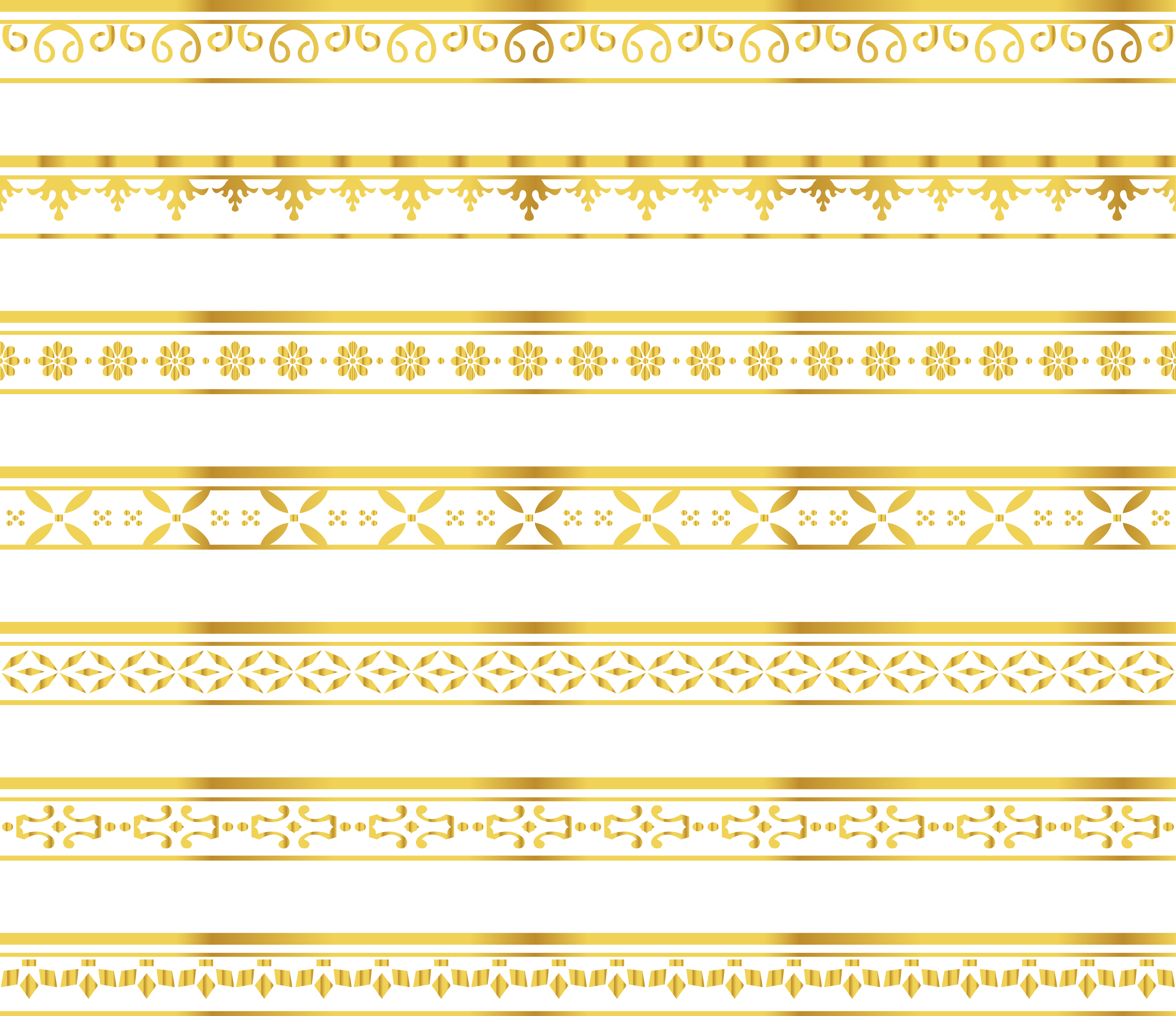 Gold lace border png. Delicate transprent free download