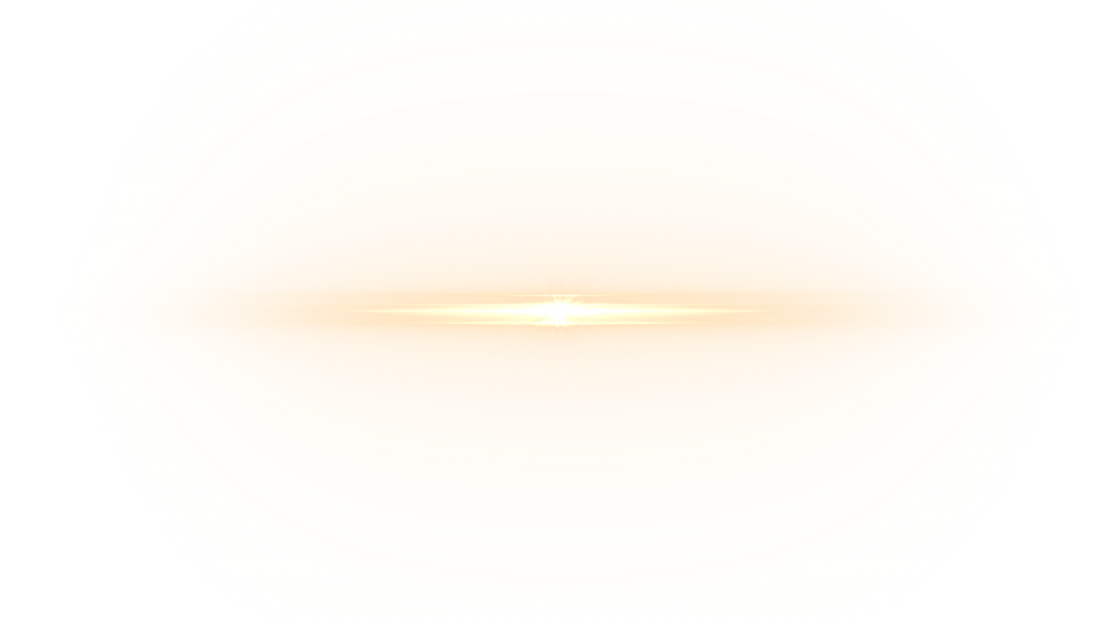 Light flare png transparent background. Golden image with peoplepng
