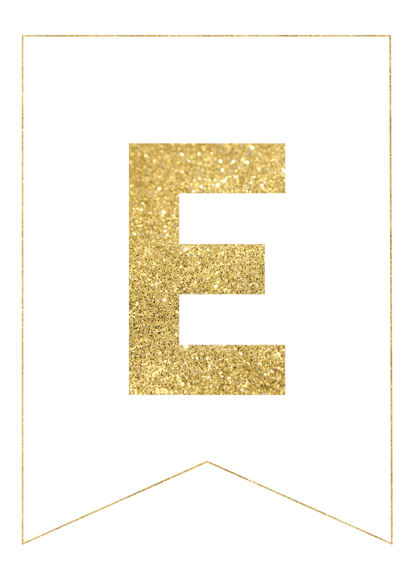 Gold letters png images. Free printable banner pinterest