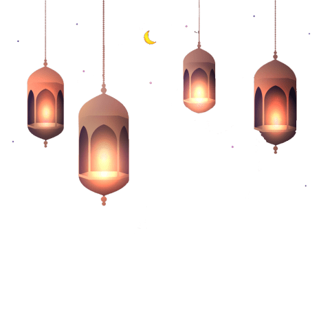 Gold lights png. Ramadan free images toppng