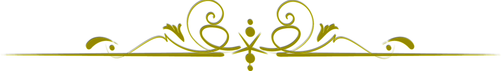 Gold line png. Decorative transparent images all