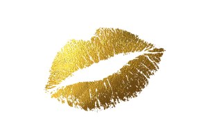 Gold lips png. Lines image related wallpapers