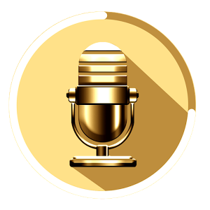 Gold mic png. Change your voice changer